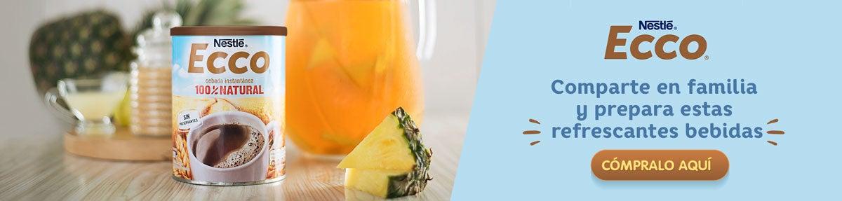 Comparte en familia y prepara estas refrescantes bebidas. Cómpralo aquí.